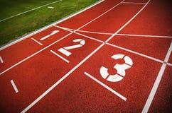 Atletica leggera Fotografia Stock