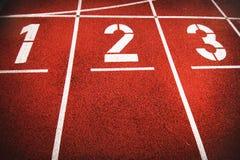 Atletica leggera Immagine Stock