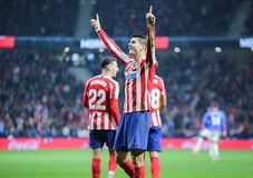Atletico de Madrid 2-0 Athletic Bilbao