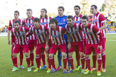 Atletico de Madrid Stock Photo