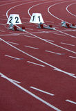 Atletisch Stadion Royalty-vrije Stock Fotografie