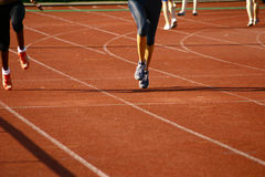 Atletische #5 Stock Foto's