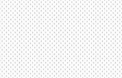 Atletische stoffentextuur De doek van het voetbaloverhemd, geweven sportstoffen of sporten textiel naadloos vectorpatroon vector illustratie
