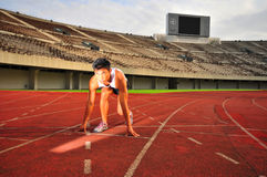 Atletismo 12 Fotos de Stock