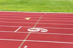 Atletismo Imagen de archivo libre de regalías