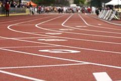 Atletismo. Fotografía de archivo