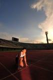 Atletismo 2 Imagen de archivo libre de regalías
