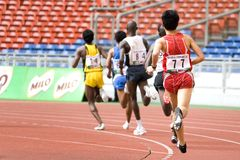 Atletismo immagini stock libere da diritti