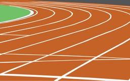 Atletismo Foto de archivo