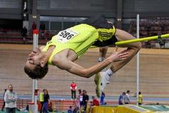 Atletismo de Viena que encuentra 2010 Fotografía de archivo