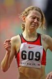 Atletismo que encontra 2010 Imagens de Stock