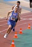 Atletismo que encuentra 2010 Imagen de archivo libre de regalías