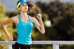atlety wytrzymałości portret Zdjęcie Royalty Free