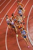 Atletyka - 3000m kobiety obraz stock