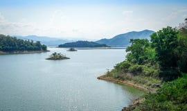 Atmósfera del lago fotos de archivo