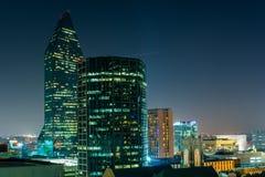 Atmósfera del noroeste de Dallas Fotos de archivo libres de regalías
