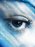 Atmósfera del ojo Imagen de archivo libre de regalías