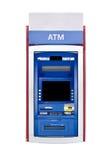 Atm机器。 免版税库存图片