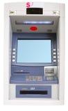atm设备自动贩卖机 免版税库存照片