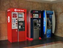 ATM,银行, 库存图片