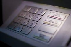 ATM для наличных денег Стоковая Фотография RF