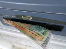 ATM lizenzfreie stockfotografie