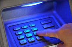 ATM Στοκ εικόνες με δικαίωμα ελεύθερης χρήσης