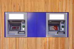 ATM stock foto