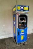 Μηχανή των ευρωπαϊκών δικτύων τηλεπικοινωνιών ATM Στοκ εικόνες με δικαίωμα ελεύθερης χρήσης