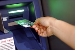 Free ATM Royalty Free Stock Photos - 5093328