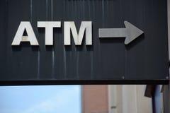ATM Fotografia de Stock Royalty Free