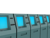 ATM Stock Photography