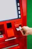 ATM Fotos de Stock