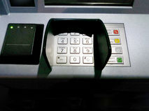 ATM - Automated teller cash machine.  Royalty Free Stock Photos
