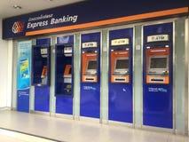 ATM of BANGKOK BANK PUBLIC COMPANY LIMITED Royalty Free Stock Images