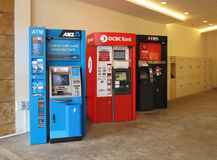 ATM,Bank, Royalty Free Stock Photo