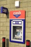 ATM-Bargeld-Zufuhr Lizenzfreies Stockfoto