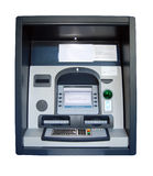 ATM - Bargeldpunkt Stockfoto