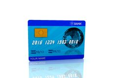 ATM CARD Stock Photo