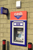 ATM Cash Dispenser. A modern ATM cash dispenser Royalty Free Stock Photo