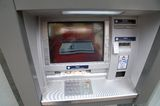 ATM cash machine Royalty Free Stock Images