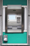 ATM cash Royalty Free Stock Photos