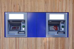 ATM Royalty Free Stock Photography