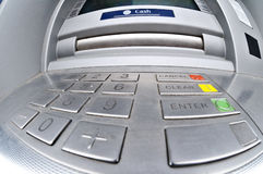 ATM or Cashpoint Royalty Free Stock Images