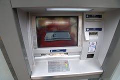 ATM gotówkowa maszyna Obrazy Royalty Free