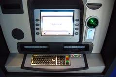 ATM - het punt van het Contante geld Stock Foto's