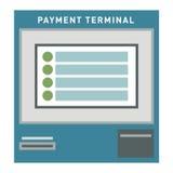 ATM ikony wektor Obraz Stock