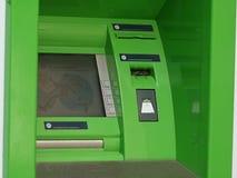 ATM interno moderno Fotografia de Stock Royalty Free