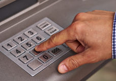 ATM Keypad Stock Images