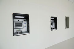 Atm machine Royalty Free Stock Photography